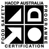 HACCP Australia Certificate